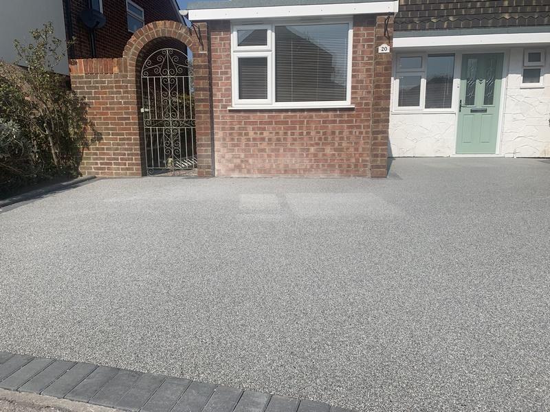 Resin Bound Driveways, Essex